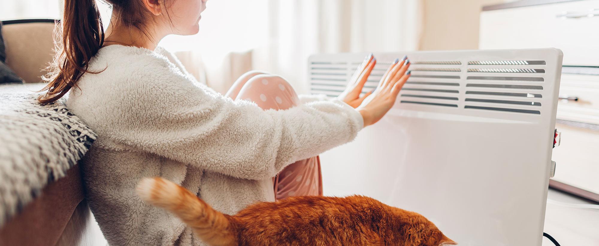 Nachhaltig Heizen - mit Wärmepumpen von Enkon